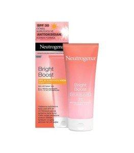 Bright Boost Spf 30 Protective Cream - ضد آفتاب و روشن کننده پوست نیتروزنا